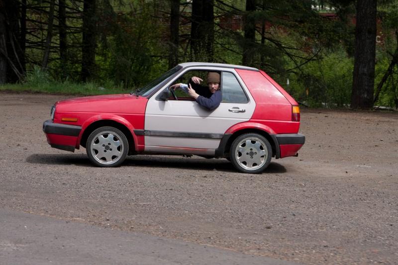Mini Vw Golf Automanas Lt