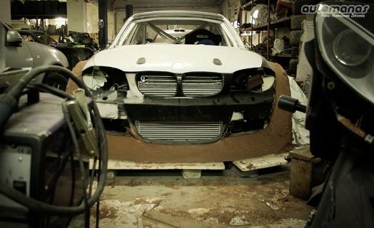 BMW 135i, kuris gali nustebinti Omnitel 1000 km lenktynėse