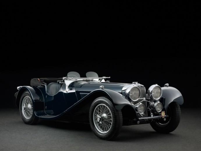 SS Jaguar 100 3.5 Litre