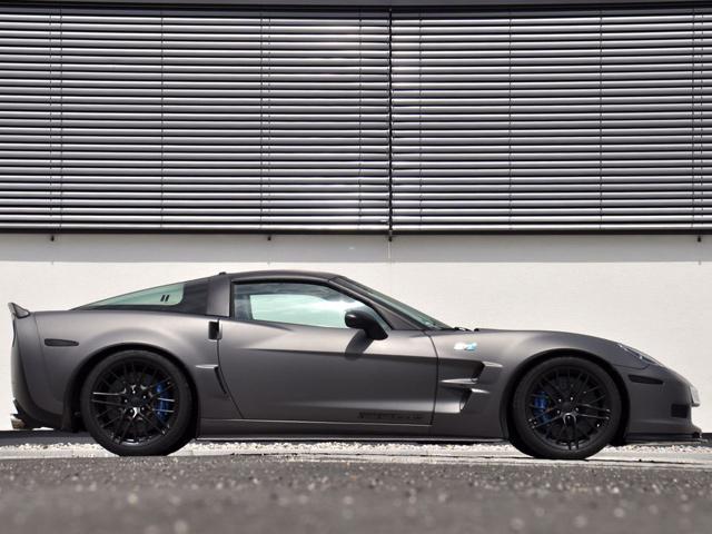 Corvette Zr1 Pagal Geiger Automanas