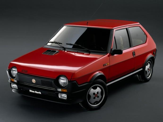 Fiat Ritmo Abarth 125 TC
