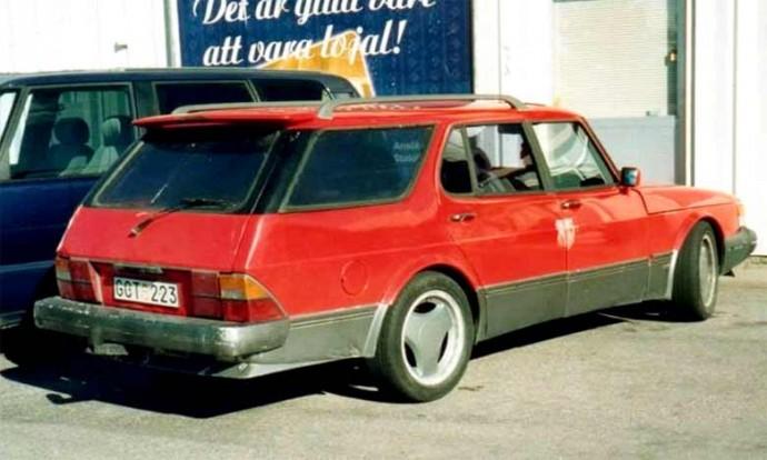 Saab 900 universalas