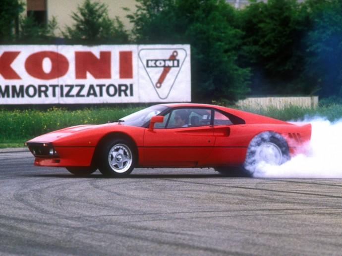 Ferrari GTO Prototipas