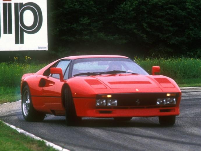 Ferrari GTO Prototipo
