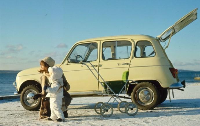 Renault 4 hečbekas
