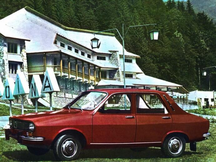 Dacia 1300 sedanas