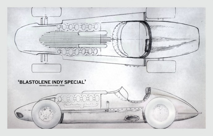 Indy Special brežiniai