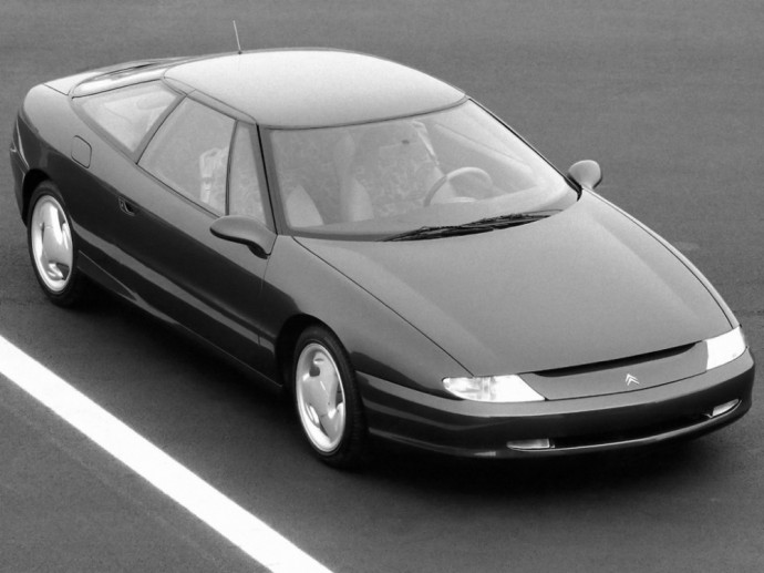 Citroën Activa 2 Concept '1990