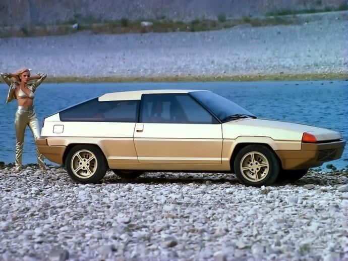 """""""Volvo"""" reikalavimus išklausęs Marcello Gandini, pradėjęs braižyti būsimo modelio kontūrus, panašu, neatsižvelgė nei į vieną švedų prašymą."""
