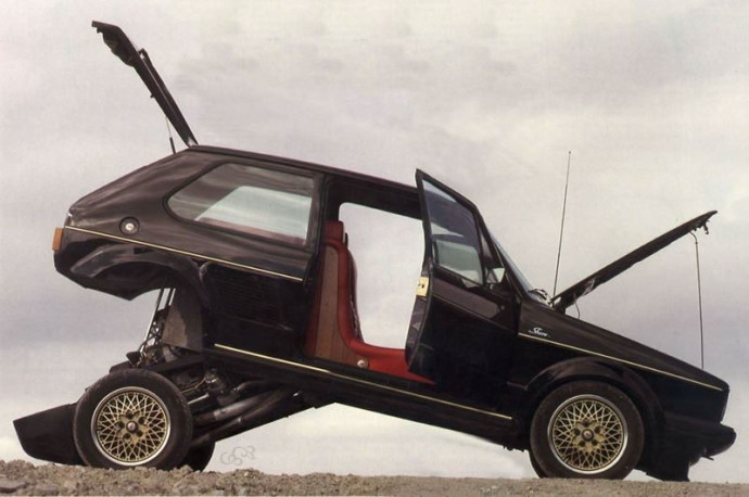 Sbarro Turbo Golf