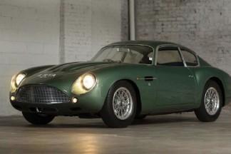 "16 milijonų eurų vertas ""Aston Martin DB4GT Zagato"""