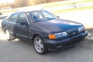 "Automanų skelbimai : Legendinis ""Ford Scorpio Cosworth"""