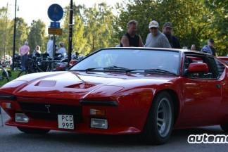 Tomo įspūdžiai iš Švedijoje įvykusio klasikinių automobilių suvažiavimo