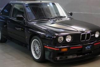"""""""BMW E30 M3 Sport Evolution"""" : Modelis, kurio vertė auga kiekvieną dieną"""