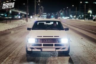 "Lietuvoje sukonstruota ""Audi Sport Quattro"" replika"