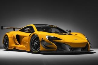 """""""McLaren 650S GT3"""" : Naujas ginklas autosporto arenoje"""