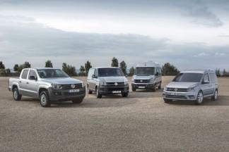 """""""Volkswagen"""" komercinių automobilių paklausa išaugo"""