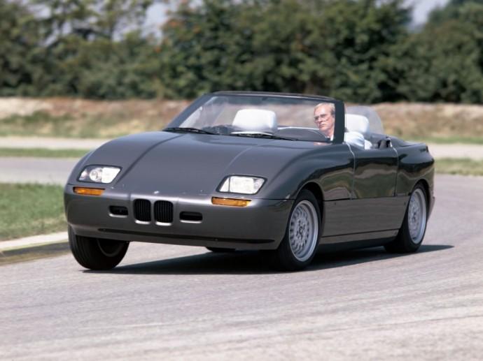 Harmas Lagaay suprojektuotas BMW Z1