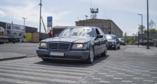 """""""Mercedes Benz"""" klubo nariai šeštadienio popietę kvietė susipažinti su vokiškos markės automobiliais"""