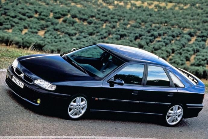 Renault Safrane Bi-Turbo