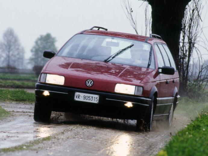 Volkswagen Passat GT G60 Syncro