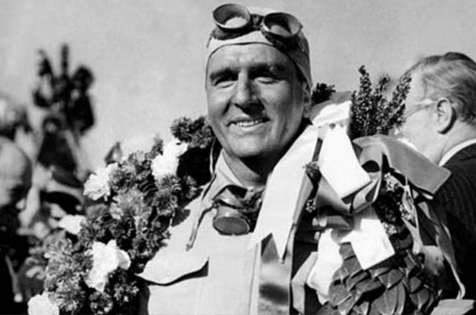 Giuseppe Nino Farina - pirmasis Formulės 1 čempionas
