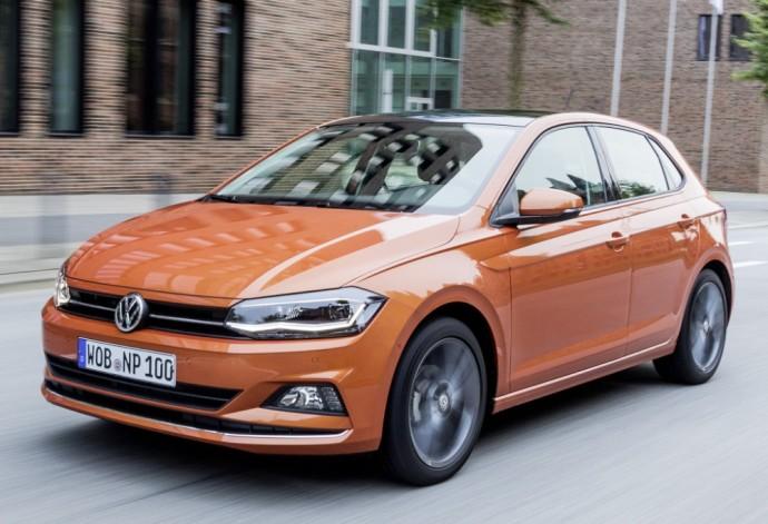 """Išankstiniai """"VW Polo"""" užsakymai - jau Lietuvoje"""