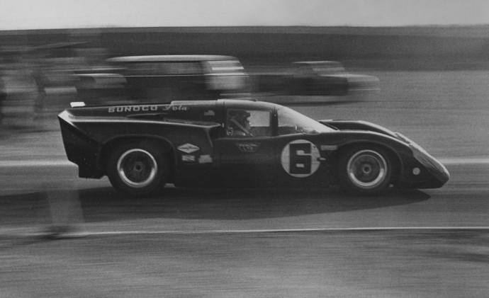 1969: The race-winning #6 Lola T70.