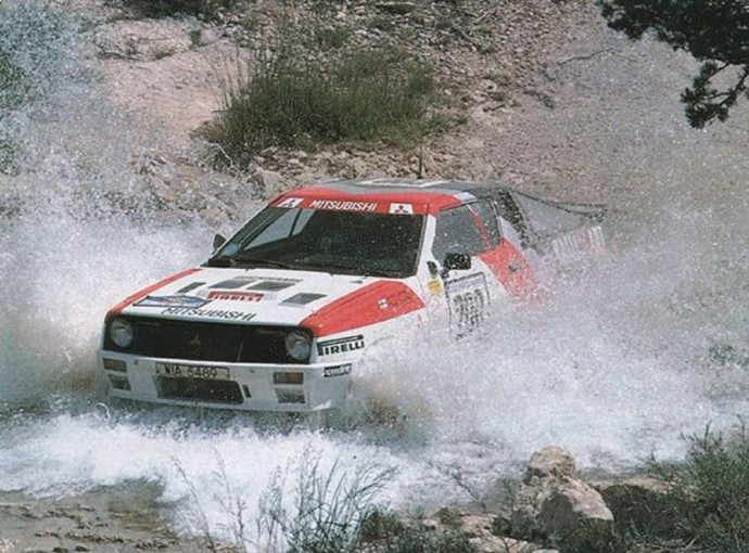 Starion 4WD