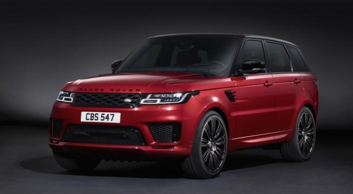 Range Rover Sport visureigis