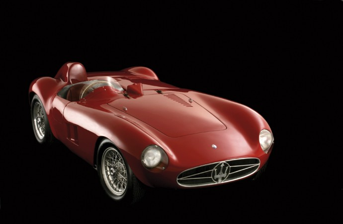 Maserati 300S Sports Racing Spider 1955