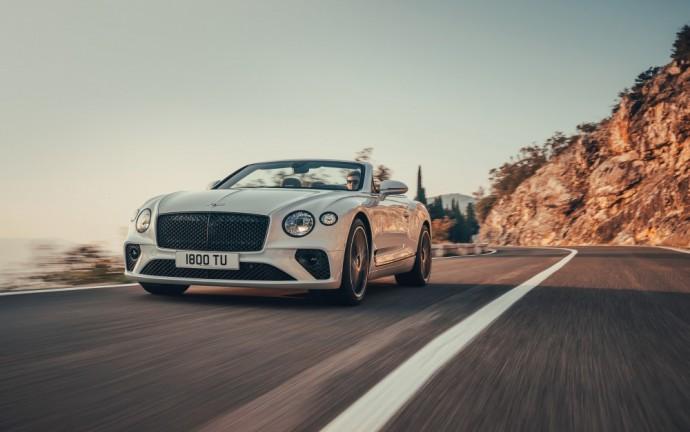 Bentley Continental GT Convertible 3