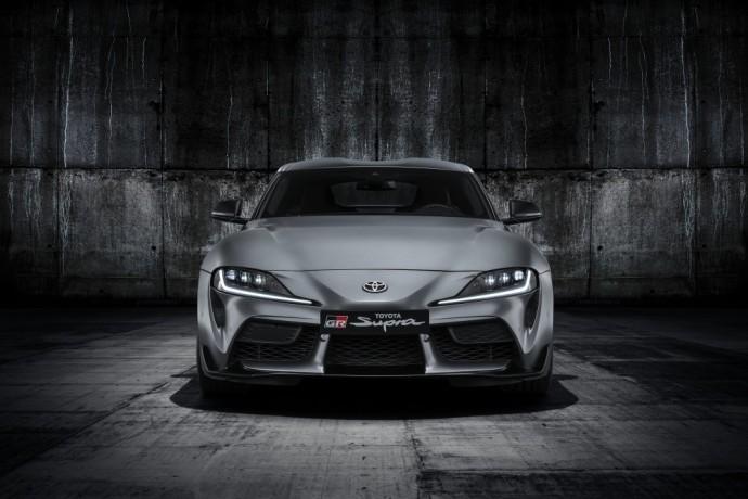 Naujos kartos Toyota Supra