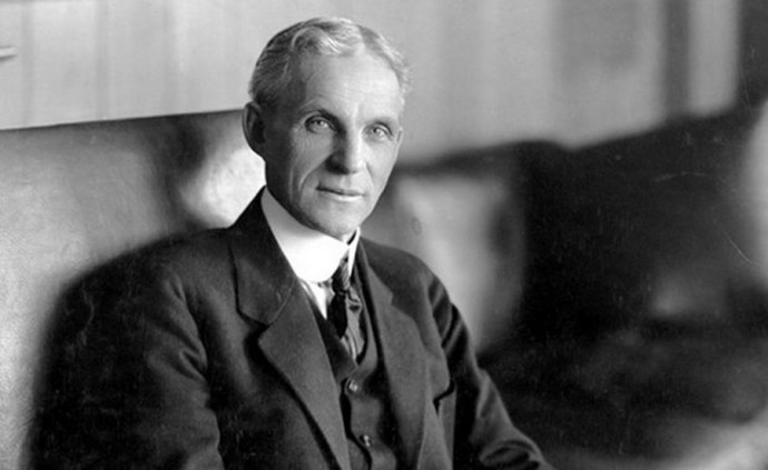 Henris Fordas – Ford Motor Company vadovas