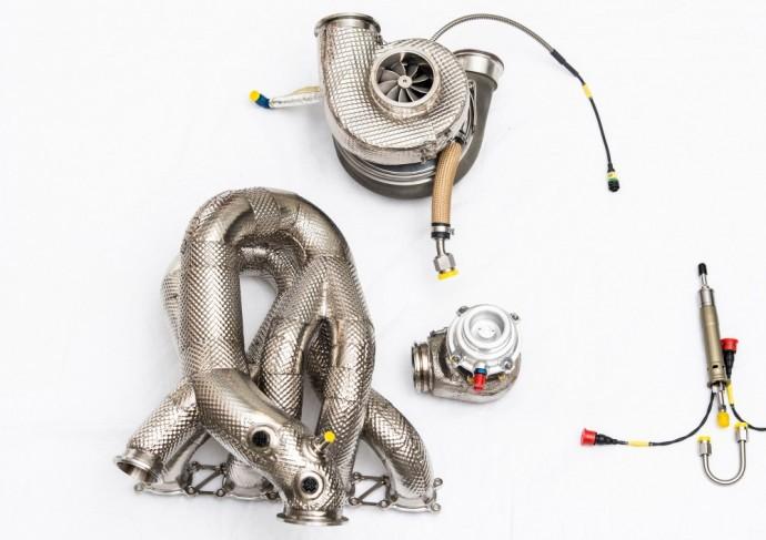 Naujos kartos Audi DTM variklis