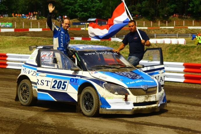 Vilkyčiuose įvykusios Europos autokroso čempionato varžybos