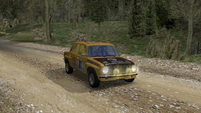 Virtualus Stasio Brundzos automobilis