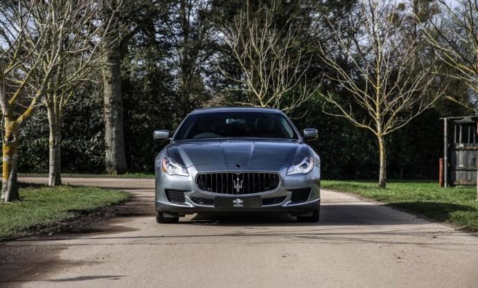 Maserati Quattroporte universalas