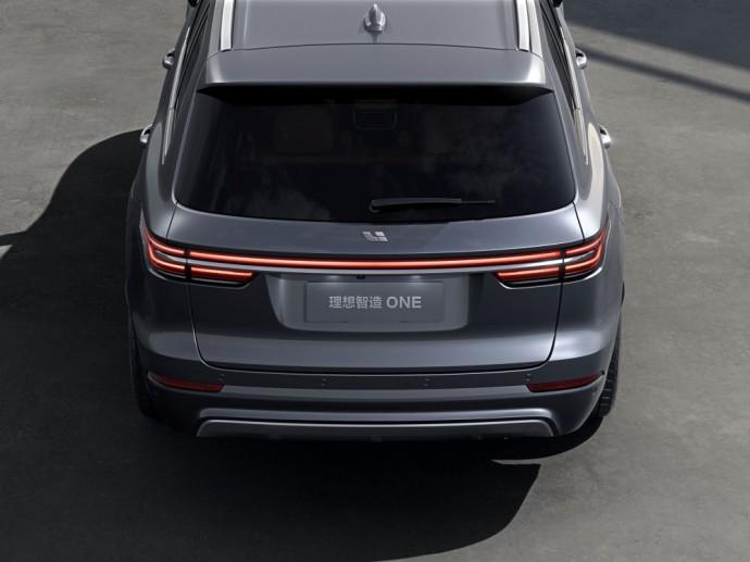 """Hibridinis automobilis iš Kinijos – """"Li Xiang One"""""""