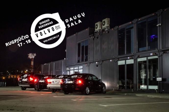 Volvo Summer Fest renginys