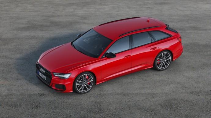 """Naujos kartos """"Audi S6"""" universalas"""