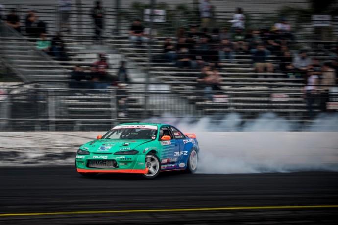 Aurimas Bakchis Formula Drift čempionate