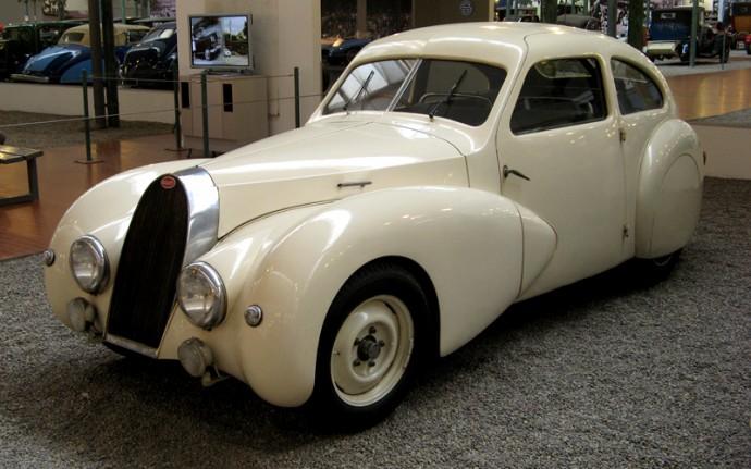 Bugatti Type 73 dabar