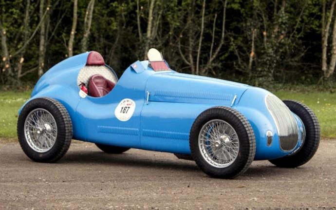 Bugatti Type 73C - originalus modelis