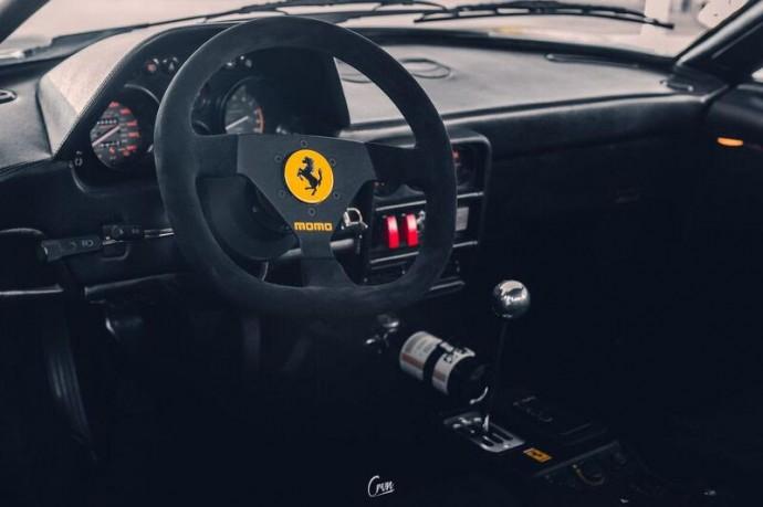 """""""Casil Motors"""" patobulintas Ferrari"""