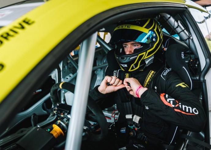 """""""Tauras Racing"""" komandos naujokas – Domantas Ladauskas"""