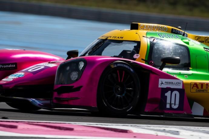 Gustas Grinbergas vairuoja naują komandos bolidą