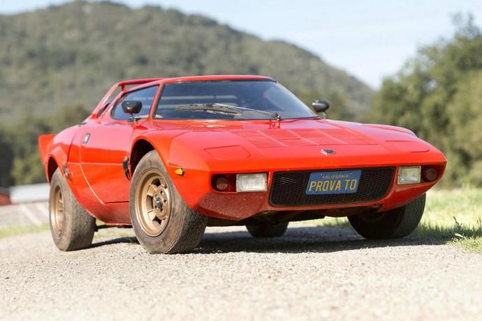 JAV surasta Lancia Stratos
