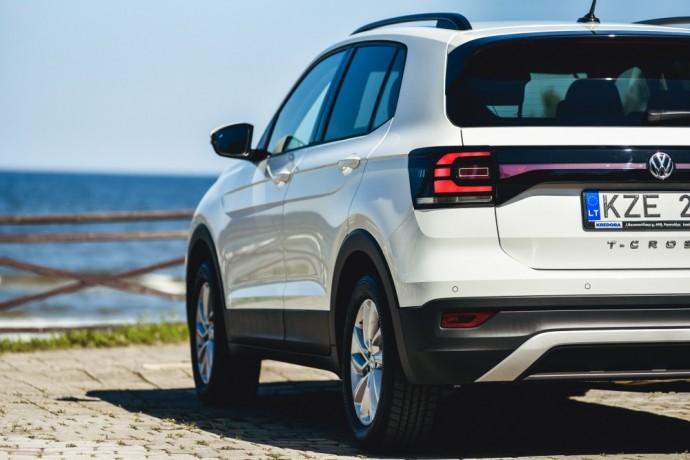 Naujasis Volkswagen T-Cross