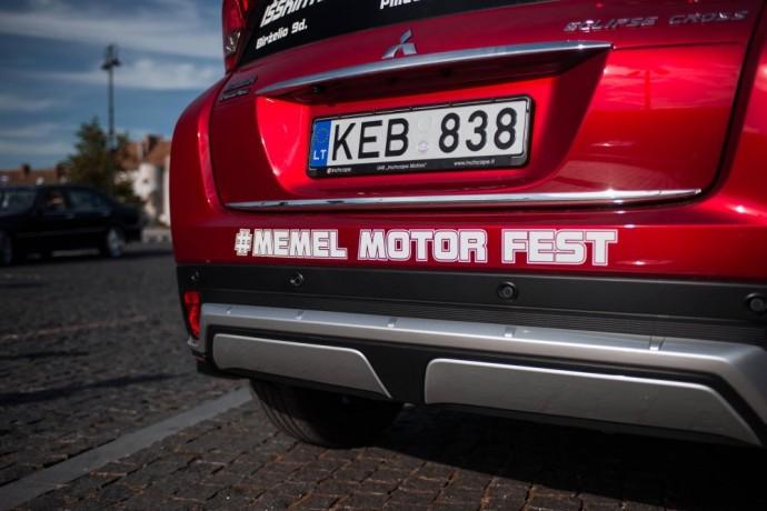 Memel Motor Fest akimirka (nuotr. Arnoldas Ivanauskas)